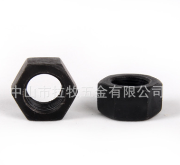 M1.6-M42六角螺母紧固件 304不锈钢螺母 高强度螺帽 细牙薄螺母