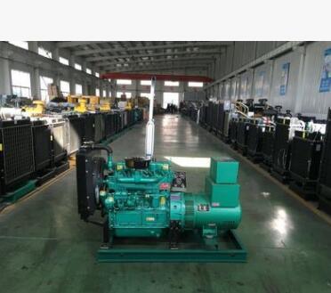 30KW潍柴发电机组 厂家直销静音柴油发电机组可加工定制