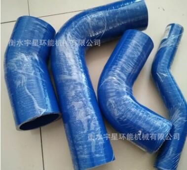 生产橡胶伸缩管 橡胶弯管 异形夹布硅胶管