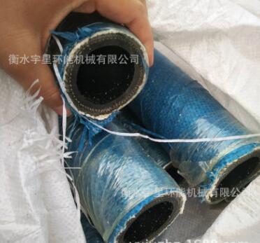 DN45 石棉橡胶管 水冷电缆胶管 石棉橡胶管穿电缆橡胶管 夹布胶管