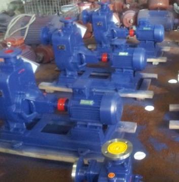 供应无堵塞排污泵、直销ZW65-30-18自吸泵、卧式污水自吸泵