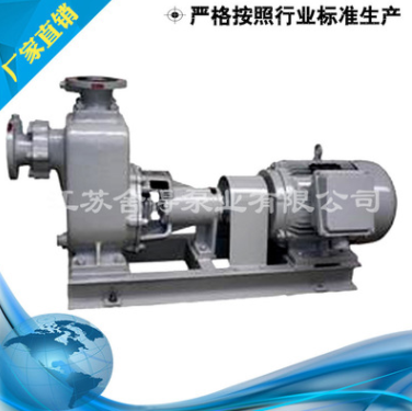 N厂家供应 排污泵 100CYZ-65型自吸式离心泵 船用离心泵 污水泵