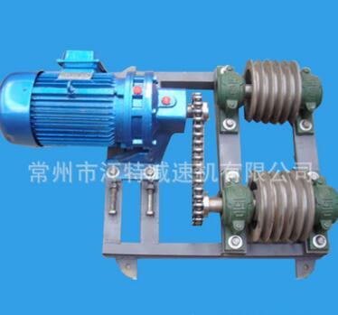 清粪机刮粪机装配国标摆线针轮减速机