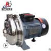 不锈钢离心泵冷水机用冷水离心泵清水泵热水泵卧式离心泵