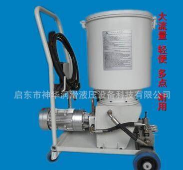 电动润滑泵 DRB-P系列 大流量400L/min 40MPa