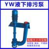 厂家批发NYL立式液下泥沙泵 搅拌泥沙泵 耐磨泥浆泵杂质污水泵