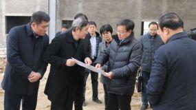 刘文强市长现场调研北航机床创新研究院项目建设