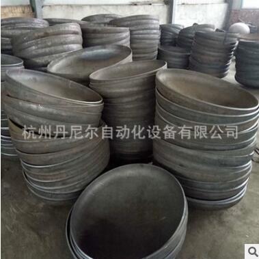 厂家直销碳钢封头椭圆封头焊接堵头冲压封头Q235φ114、25、159