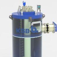 KSB高品质智能化的污水/雨水一体化预制泵站Amaclean CN问世