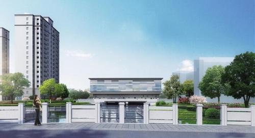 瑞安市西门闸泵工程启动建设