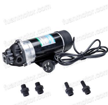 高品质微型高压泵雾化降温泵DP-160水泵外贸出口水泵自动停机水泵