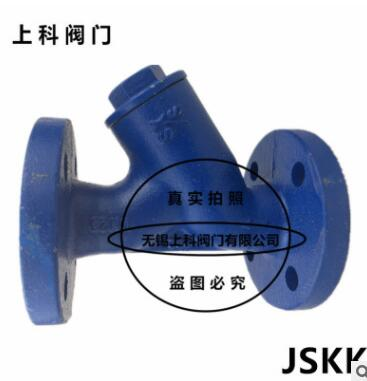 斯派莎克过滤器FIG33 蒸汽过滤器 法兰过滤器 Y型过滤器 DN80
