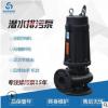 WQ潜水排污泵 QW移动式无堵塞污水泵 螺丝口工业潜污泵 厂家直销
