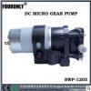 厂家生产 SWP-1203微型高粘度齿轮泵 微型电动精密齿轮泵