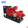 D280-65*5 柴油机清水泵 柴油机单吸多级泵 柴油机水泵