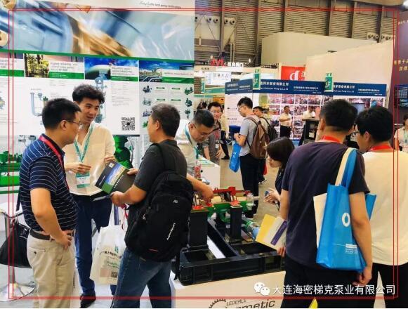 海密梯克泵业受邀参加2019CIPPE第十一届上海国际石油化工技术装备展览会