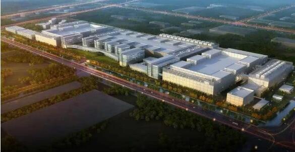 华虹半导体(无锡)有限公司12英寸集成电路生产线