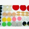 环保磨砂硅胶密封垫圈 3M自粘透明硅胶防滑脚垫