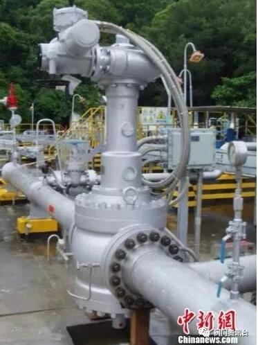 智能化伸缩式无摩擦球阀投用 可提升油、气长输管道安全性