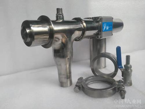 再出新品,武汉生威完成国产浆料取样阀系列链