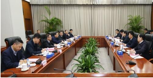中核集团与天津市会谈:深化合作,打造央企科技创新新典范