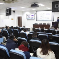 合肥通用机械研究院:英国焊接研究所吴桂毅博士来院做学术报告