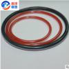 厂家生产空心硅胶密封圈 O形防水硅胶圈 耐高温耐压密封充气圈