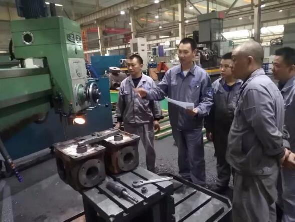 重庆水泵设备维护保养专题培训