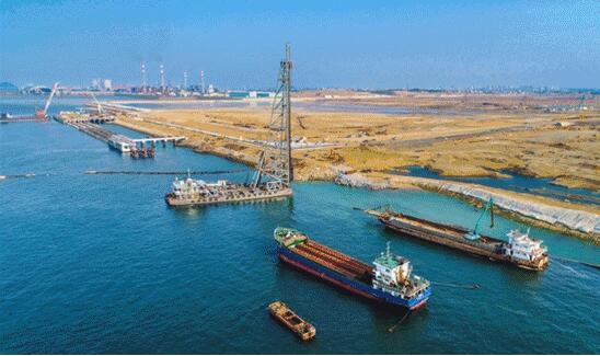 华南泵业为湛江东海岛环境综合整治保驾护航