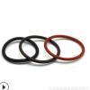 圆形防水橡胶密封圈 黑色耐油硅胶0型圈 丁青橡塑耐高温密封圈