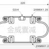 JW1-5050G3/4设备空气弹簧减震气囊 W01-M58-6374 1B200-10 1B5050G3/4 PM/31091(81/4x1) EB-250-85 822419004 9''1/4x