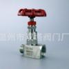 内外丝针型阀 304 M20*1.5-14 定做 针型阀 截止阀J23W