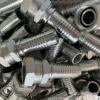 大量批发液压胶管接头 过渡接头 油管接头 扣压式软管接头破碎锤