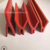 巨浪供应空压机密封条 H型硅胶密封条 耐高温胶条