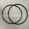 耐高温水磨氟胶0型圈 FKM密封圈 订制异形氟胶圈 耐腐蚀O型圈