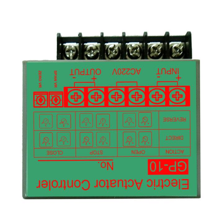 GP-10电动执行器控制器