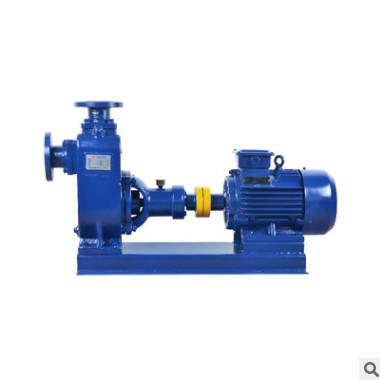 ZW200-280-14自吸泵不锈钢排污防腐离心泵污水泵