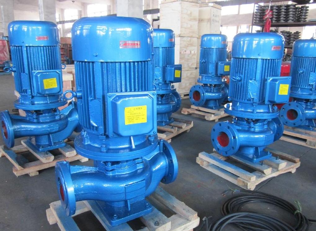 立式管道泵特点及应用分析