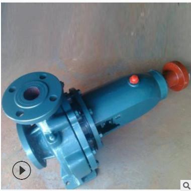 批发清水泵IS125-100系列管道直联泵城市排给水泵单级单吸离心泵