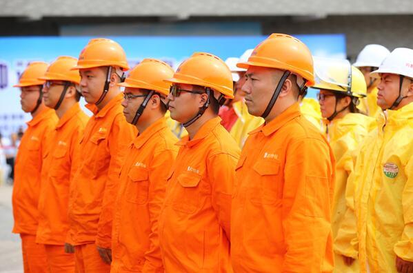 浙江省暨宁波市2020年特种设备应急演练圆满结束
