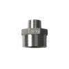 厂家供应 不锈钢 变径外丝接头 外螺纹直接接头 水管配件批发