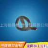 大量上海厂家供应耐磨损实心模压橡胶条 黑色密封硅胶橡胶条