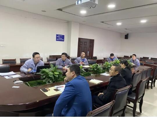 重庆水泵公司召开精益5S总结会