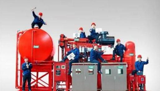 耐普泵业为中海油陆丰油田群区域开发项目柴油机消防泵组顺利交付