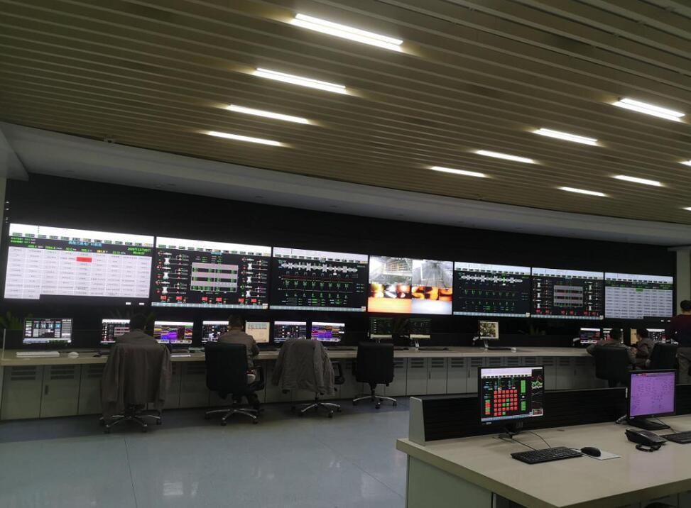 中控技术助力浙能兰电DCS国产化改造