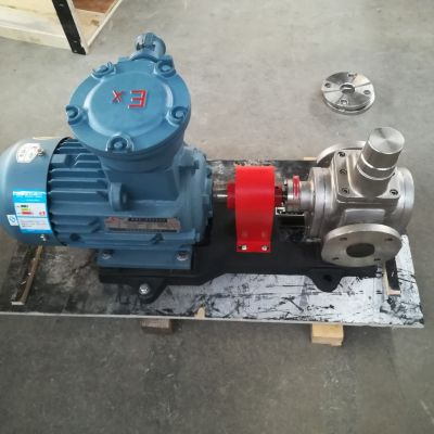 YCB25/0.6-1齿轮泵,泊头市天海泵业制造有限公司