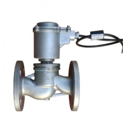 ZBSF-16PK防爆电磁阀 不锈钢常开蒸汽电磁阀DN15-DN100 ≤200℃