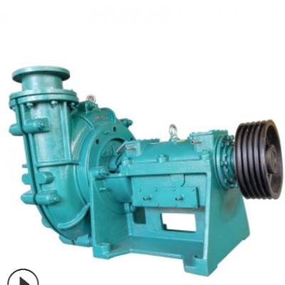 厂家直供ZJ卧式离心渣浆泵 4寸耐磨尾矿吸沙柴油机船用砂砾泥浆泵