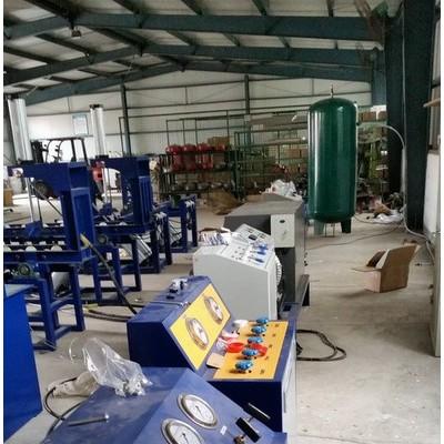 消防气瓶CCC认证设备 瓶阀拆装机瓶阀装卸机装阀机