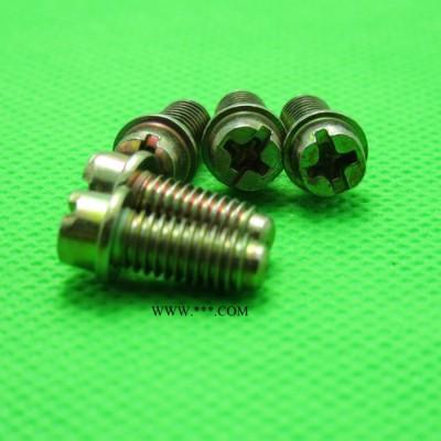 五金螺丝 M4.0五金螺丝 十字盘头五金螺丝 专业生产五金螺丝
